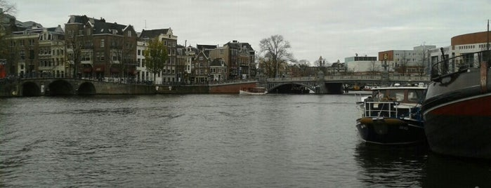 Amstel is one of Amsterdam.