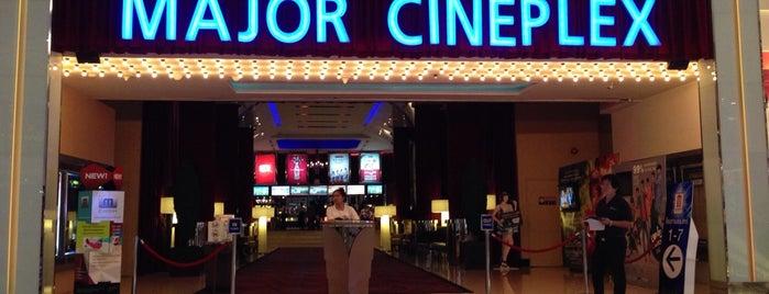 Major Cineplex Central Pinklao is one of Posti che sono piaciuti a Prim Patsatorn.