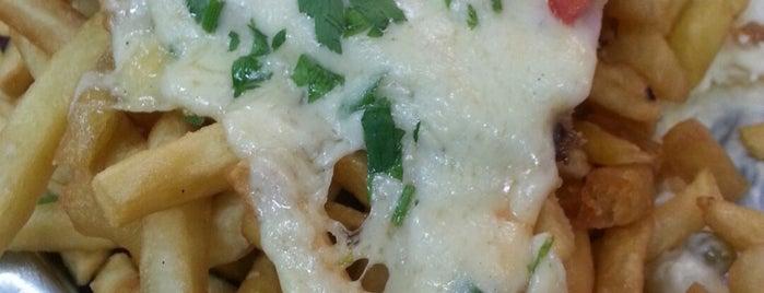 Los Orientales is one of Para almorzar.