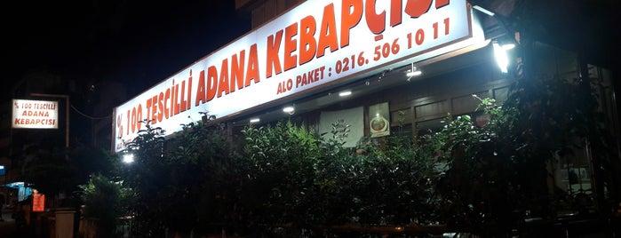 %100 Tescilli Adana Dürümcüsü is one of İstanbul.