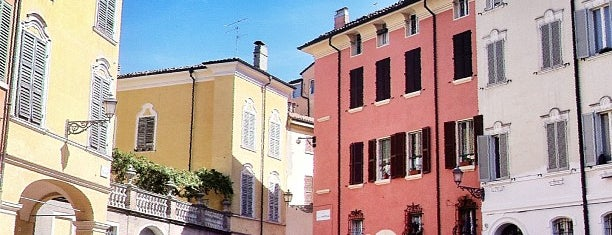 Piazza della Pomposa is one of Modena.