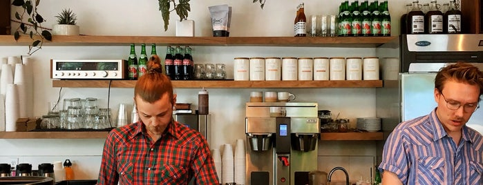 Good Coffee is one of Portland Picks.