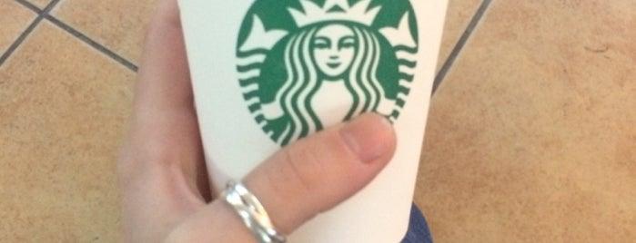 Starbucks (星巴克) is one of Lugares favoritos de Jane.