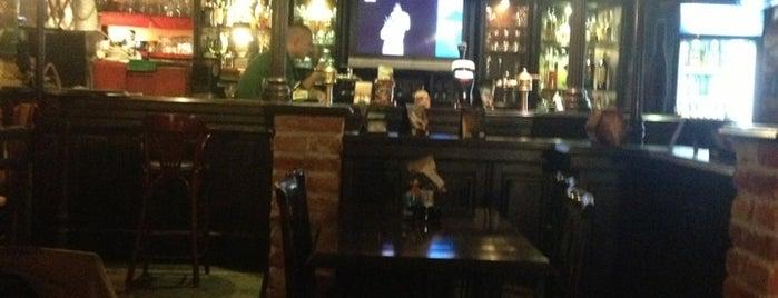Irish Pub Martin's is one of prazsky bary / bars in prague.