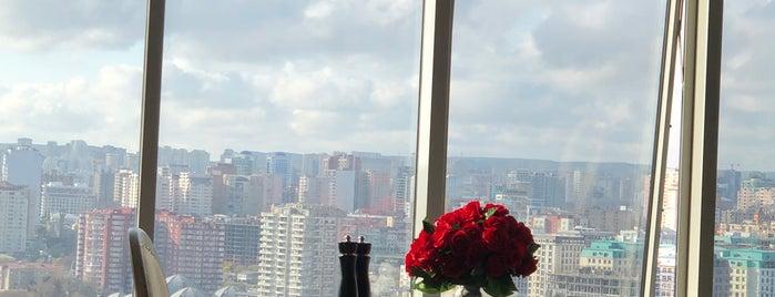 High Boost Restauran & Lounge is one of Baku.