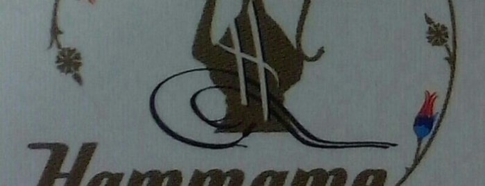 HAMMAME Zen SPA is one of Hammame.