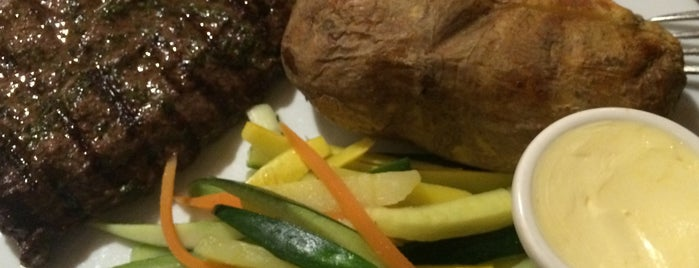 El Gaucho Glatt Steakhouse is one of Kosher Restaurants.