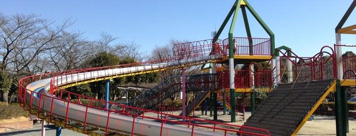 上尾丸山公園 is one of สถานที่ที่ Masahiro ถูกใจ.