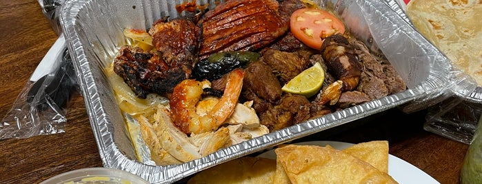 El Tiempo Cantina - Westheimer is one of Houston.