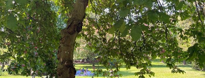 Carl S. English Jr. Botanical Garden is one of Ballard.