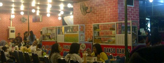 Bakso Bakar Pahlawan Trip is one of Nasibmu MALANG.