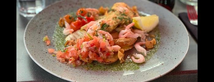 Seasalt Kitchen is one of Gespeicherte Orte von ខ្មែរ.