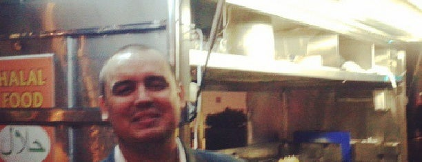 XPL Halal Food Cart is one of Halalapalooza.