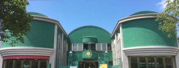 磐田市香りの博物館 is one of Linda's favorite places in Shizuoka.