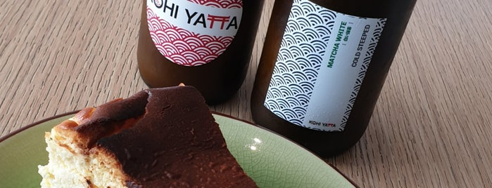 Kohi Yatta is one of Coffee, Tea or B.