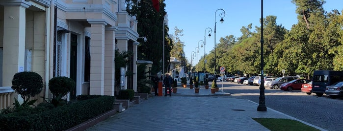 Turkish Consulate is one of Alpercito : понравившиеся места.