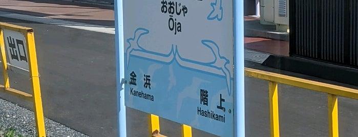 大蛇駅 is one of JR 키타토호쿠지방역 (JR 北東北地方の駅).