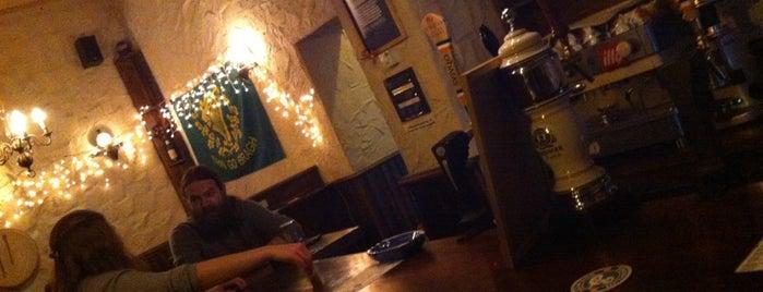 Sheridan's Irish Pub is one of Hip Bars in Zagreb.