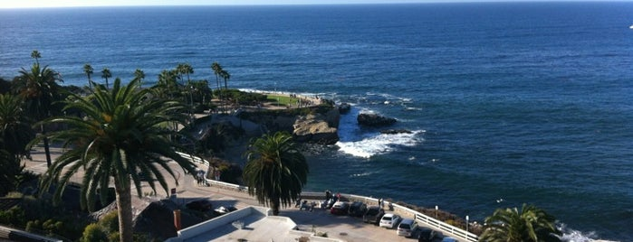 George's at The Cove is one of Lajolla.