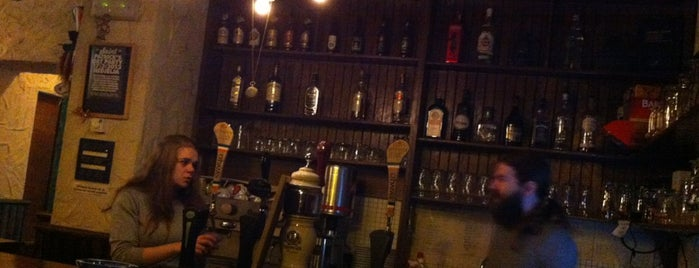 Sheridan's Irish Pub is one of Zagreb coffee&beer.