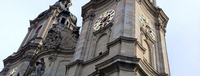 Stiftskirche St.Gallen is one of สถานที่ที่บันทึกไว้ของ Mine.