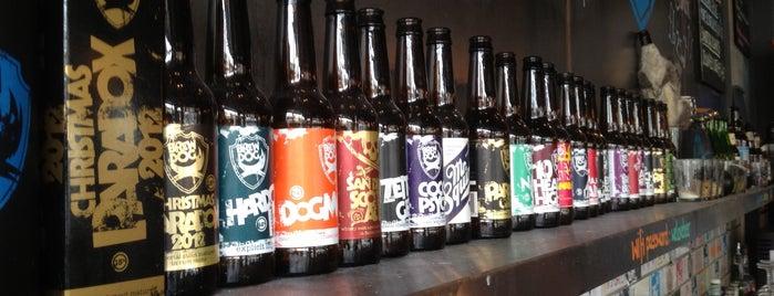 BrewDog Camden is one of London Ideas.