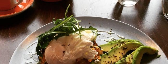 Friends of Ours is one of Breakfast/Brunch in London.