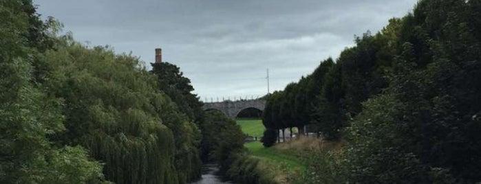 Milltown Park is one of Posti che sono piaciuti a Jak.