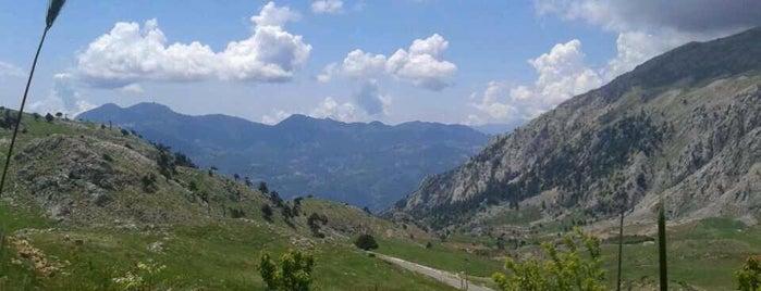 Feslikan yaylası is one of Antalya genel gezilir.