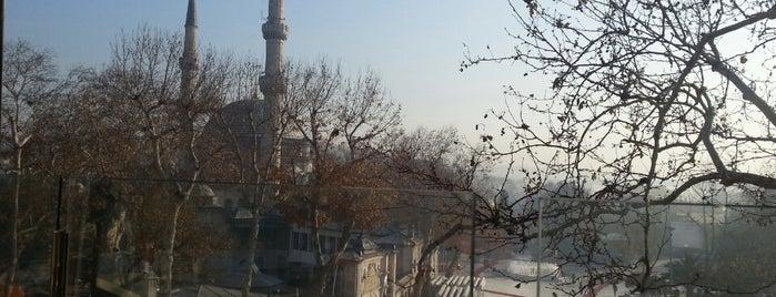 Mesquita de Eyüp Sultan is one of Istanbul.