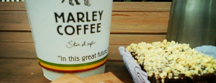 Marley Coffee is one of Chile.