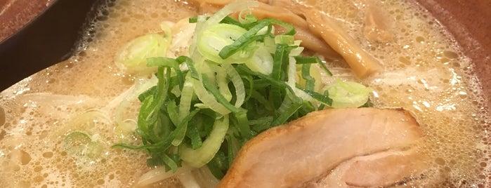 味噌麺処 伝蔵 三田店 is one of 田町ランチスポット.