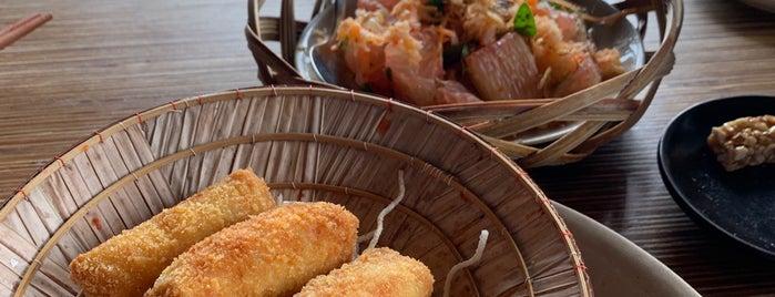 Cau Go Restaurant is one of Tempat yang Disukai モリチャン.