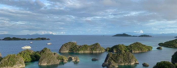 Piaynemo Island is one of สถานที่ที่ Pinky ถูกใจ.