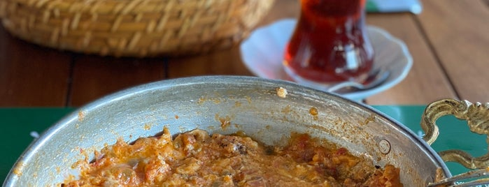 Havva Hanım - Trabzon Yöresel Köy Kahvaltısı is one of Kukis Gidilmeli.