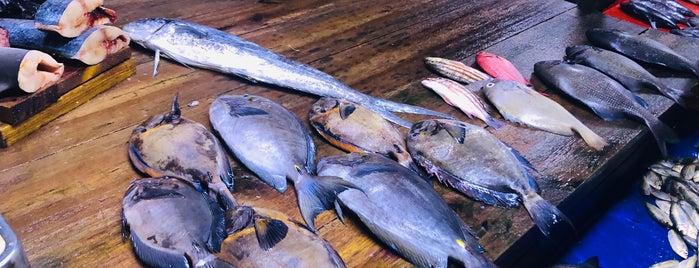Fish Market is one of Posti salvati di Klingel.