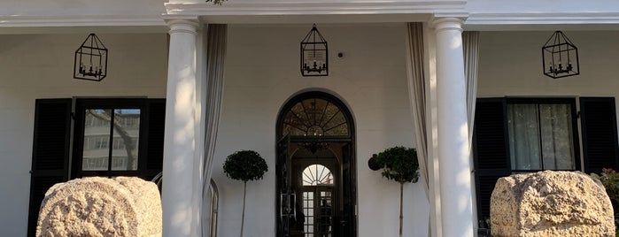 Cape Cadogan Hotel is one of South Africa - Lion World Travel.