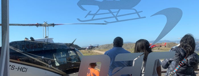 NAC Helicopters is one of Cape Town.