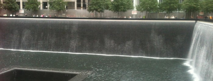 National September 11 Memorial & Museum is one of New York TOP Places.