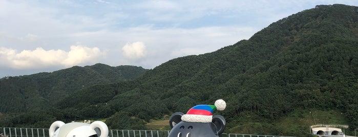 내린천휴게소 is one of Orte, die 소은 gefallen.