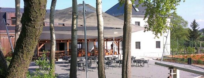 Penzion Nový rybník is one of Orte, die Josef gefallen.