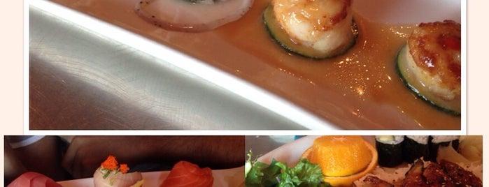 I Sushi is one of Lugares favoritos de Bryan.