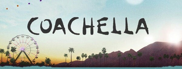 Coachella Valley Music and Arts Festival is one of походы за бейджами.