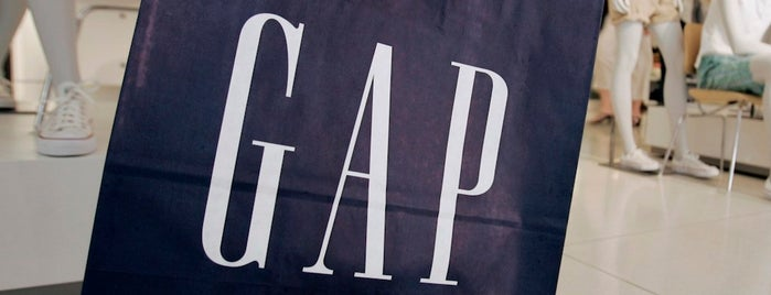 GAP is one of Compras.