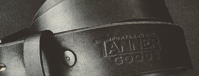Tanner Goods is one of Dan 님이 좋아한 장소.