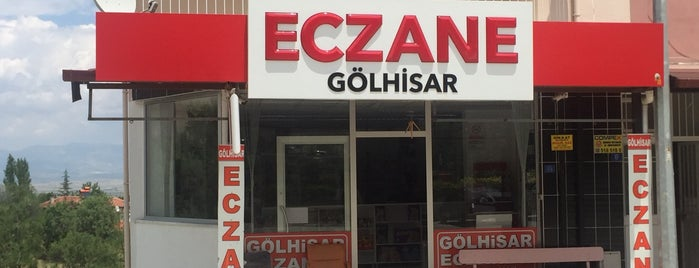 Gölhisar Eczanesi is one of gezmece.