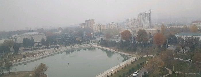 Душанбе   Dushanbe is one of Egemen 님이 좋아한 장소.