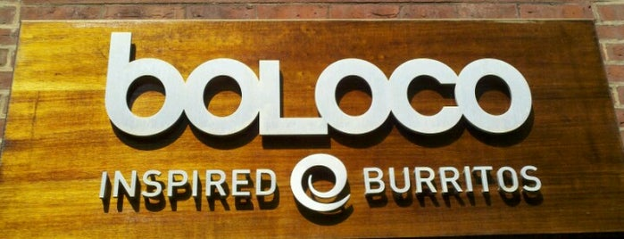 Boloco is one of Guide to Boston's best spots.