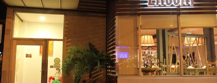 ZACCAI Restaurante Bar is one of Restaurantes.