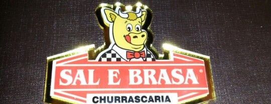 Sal e Brasa Gourmet is one of Fernanda's Liked Places.
